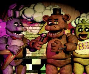 Five Nights at Freddy's 3 всплыла на сайте разработчика