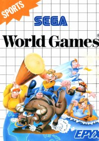 Обложка World Games