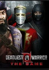 Обложка Deadliest Warrior 2