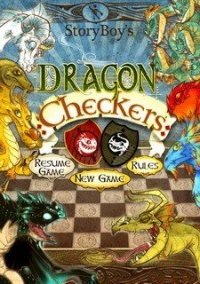 Обложка Dragon Checkers