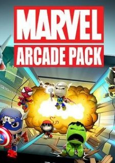 LittleBigPlanet: Marvel Arcade Pack