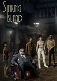 Обложка Sinking Island