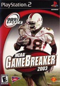 Обложка NCAA Gamebreaker 2003
