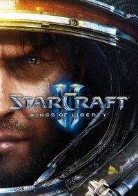Обложка StarCraft 2: Wings of Liberty