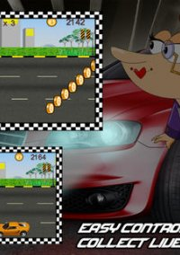 Обложка Autobahn Granny Road Racing