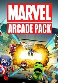 Обложка LittleBigPlanet: Marvel Arcade Pack
