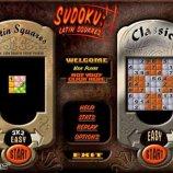 Скриншот Sudoku Latin Squares