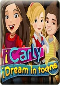 Обложка iCarly: iDream in Toons