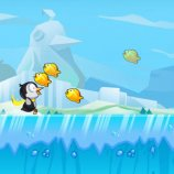 Скриншот Adventures in Ice World 2 - Runing and Fishing Penguin – Изображение 2