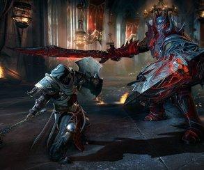 Lords of the Fallen впервые показали живьем