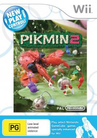 Обложка New Play Control: Pikmin 2