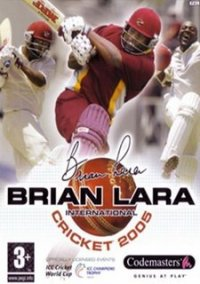 Обложка Brian Lara International Cricket 2005