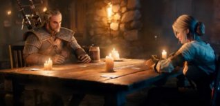 Gwent: The Witcher Card Game. Кинематографический трейлер