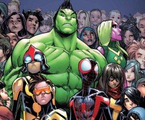 Синопсис новой серии комиксов Marvel появился раньше времени