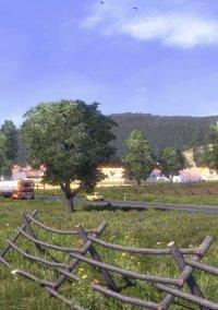 Обложка Euro Truck Simulator 2 - Going East!