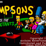 Скриншот The Simpsons: Bart Simpson vs. the Space Mutants