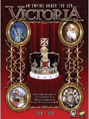 Обложка Victoria: An Empire Under the Sun
