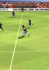 Обложка FIFA 2004