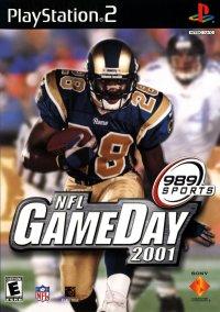 NFL GameDay 2001 – фото обложки игры