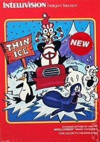 Обложка Thin Ice