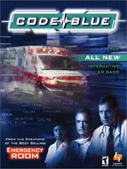 Обложка Emergency Room: Code Blue