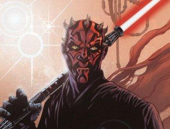Новый комикс Star Wars расскажет про приключения Дарта Мола