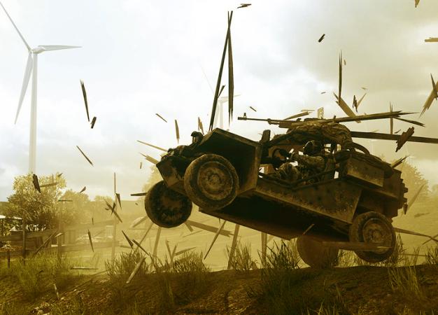 Милитари-дежавю: 11 сцен из трейлера Battlefield 4, которые мы где-то видели