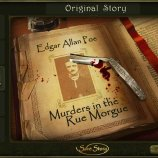 Скриншот Dark Tales: Edgar Allan Poe's Murders in the Rue Morgue Collector's Edition