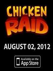 Обложка Chicken Raid