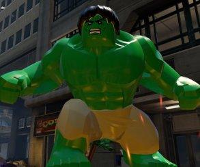 LEGO-Мстители останавливают зло в новой игре от TT Games