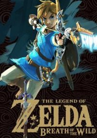 Обложка The Legend of Zelda: Breath of the Wild