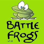 Обложка Battle Frogs