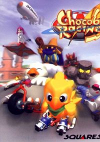 Обложка Chocobo Racing