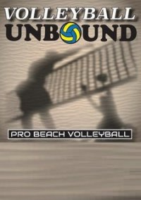 Обложка Volleyball Unbound - Pro Beach Volleyball