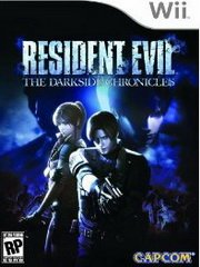 Resident Evil: The Darkside Chronicles – фото обложки игры