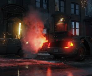 Ubisoft показала работу освещения на новых снимках The Division