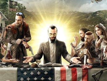 Первый трейлер Far Cry 5! Американская глубинка с джипами и медведями