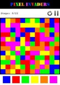 Обложка Pixel Invaders 2