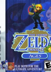 Обложка The Legend Of Zelda: Oracle Of Ages