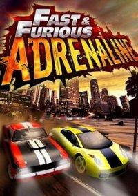 Обложка Fast & Furious Adrenaline
