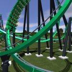 Скриншот Hyper Rails: Advanced 3D Roller Coaster Design – Изображение 22