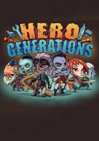 Обложка Hero Generations