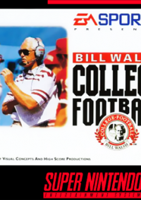 Обложка Bill Walsh College Football