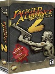 Обложка Jagged Alliance 2