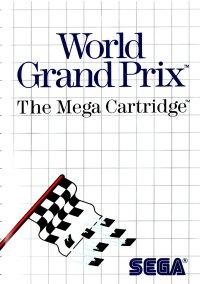 Обложка World Grand Prix
