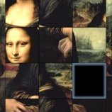 Скриншот Mona Lisa Sliding Puzzle