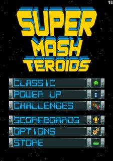 Super Mashteroids