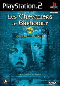 Обложка Les Chevaliers de Baphomet - Le Manuscrit de Voynich