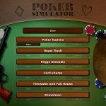 Скриншот Poker Simulator – Изображение 39