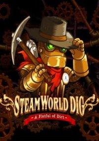 Обложка SteamWorld Dig
